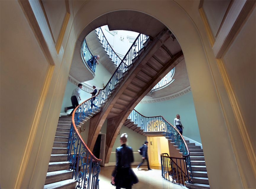 Nelson Stair at Somerset House